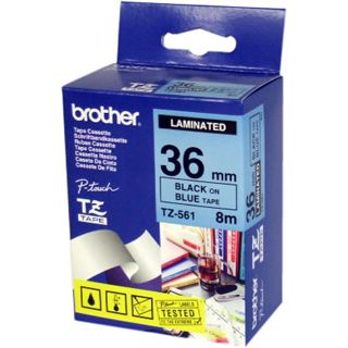 Brother TZE-561 Tape 36 MM - laminiert