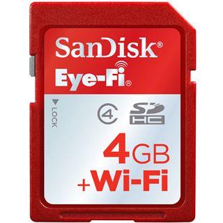 4 GB SanDisk Eye-Fi SD Class 4 Retail