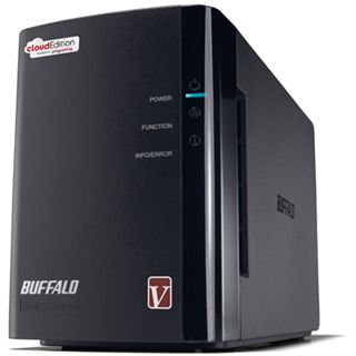 Buffalo CloudStation Pro Duo 2 TB (2x 1000GB)