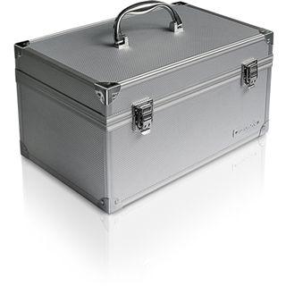 """ICY BOX IB-AC626 Schutzkoffer Aufbewahrung für 2.5"""" und 3.5"""" Festplatten (70626)"""