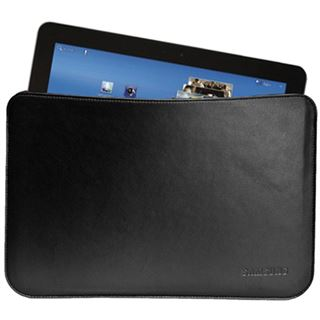 Samsung Leather Pouch Schwarz