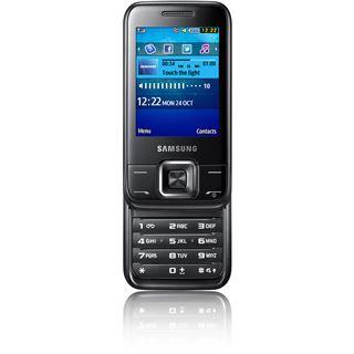 Samsung E2600 32 MB schwarz