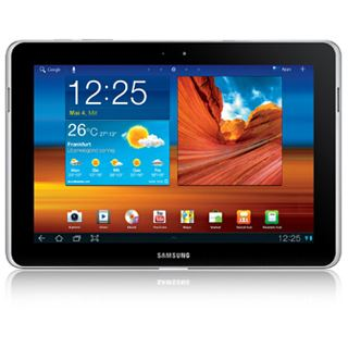 """10,1"""" (25,65cm) Samsung P7501 Galaxy Tab 10.1N 64GB whit"""