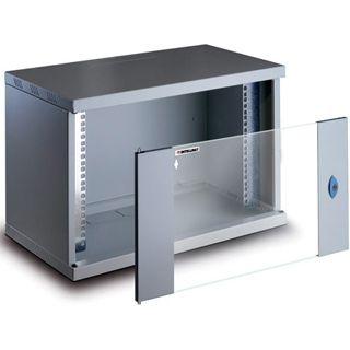 """19"""" (48,26cm) Intelliinet Wandverteiler 320mm [gy] 6HE"""
