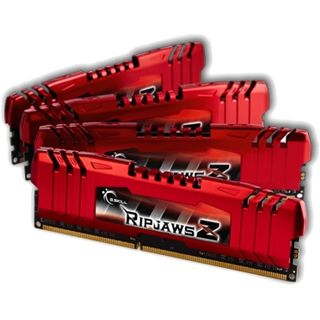 16GB G.Skill RipJawsZ DDR3-2133 DIMM CL11 Quad Kit