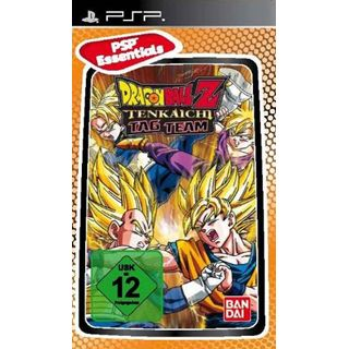 Dragonball Z: Budokai Tenkaichi Tag Team (PSP)