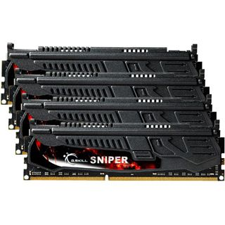 16GB G.Skill SNIPER DDR3-2133 DIMM CL11 Quad Kit