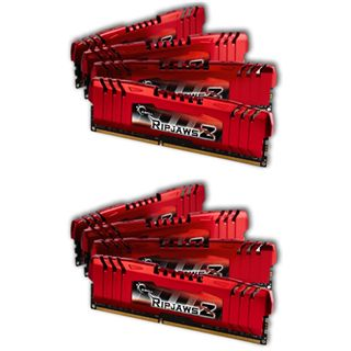 64GB G.Skill RipJawsZ DDR3-2133 DIMM CL11 Octa Kit