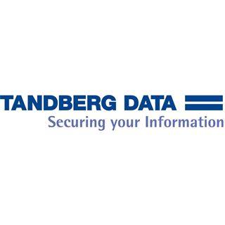 (€48,90*/1m) 1.00m Tandberg Data SAS 6Gb/s Anschlusskabel SFF-8482 Stecker auf 4xSFF-8087 Schwarz