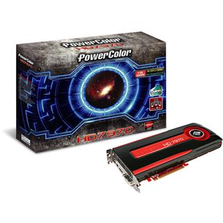 3GB PowerColor Radeon HD 7970 Dirt3 Edition Aktiv PCIe 3.0 x16 (Retail)