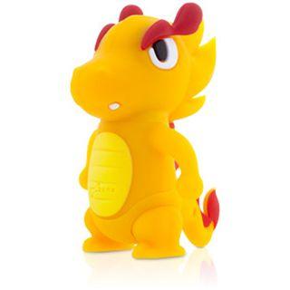 4 GB Bone Dragon Driver gelb USB 2.0