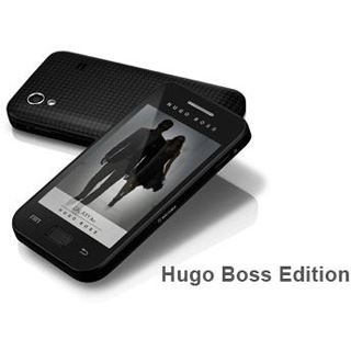 Samsung Galaxy Ace S5830 Hugo Boss Edition 150 MB schwarz
