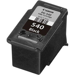 Canon PG-540 Tintenpatrone schwarz blister with security