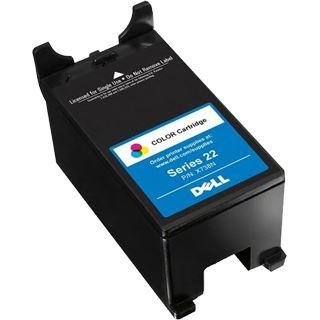 Dell V313, V313w Tintenpatrone hohe Kapazität 340 Seiten 1er-Pack Single Use farbig X738N