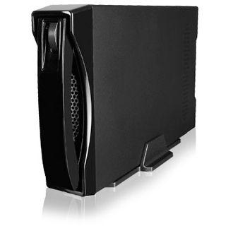 "ICY BOX RAIDON GT1650-WSB3 3.5"" (8,89cm) eSATA/FireWire/USB 3.0 schwarz"