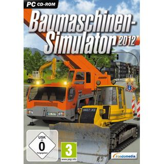 Baumaschinen-Simulator 2012 P (PC)