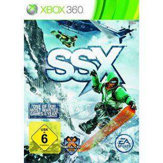 SSX (XBox 360)