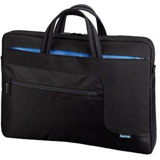 Hama Notebook-Tasche Mehit, Displaygrößen bis 40 cm (15,6), Schwarz