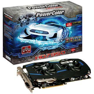 3072MB PowerColor Radeon HD 7950 PCS+ Aktiv PCIe 3.0 x16 (Retail)