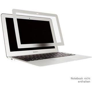 Moshi Schutzfolie iVisor Anti-Glare Silver Macbook Air