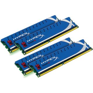 8GB Kingston HyperX Genesis DDR3-2400 DIMM CL11 Quad Kit