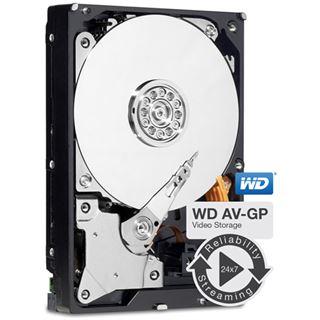 """500GB WD AV-GP Serie WD5000AUDX 32MB 3.5"""" (8.9cm) SATA 6Gb/s"""