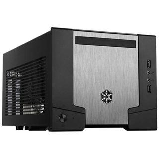 Silverstone Sugo SG07B USB3.0 ITX Tower 600 Watt schwarz/anthrazit