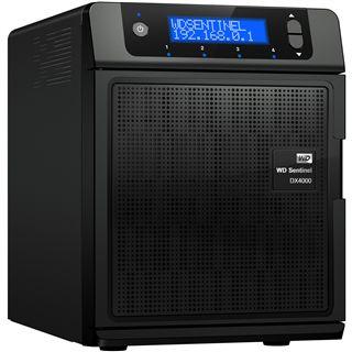 WD Sentinel DX4000 8 TB (4x 2000GB)