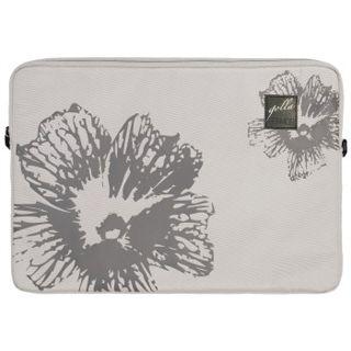 Golla Notebook-Sleeve Goldie G1300, Displaygrößen bis 44 cm (17,3), Hellgrau