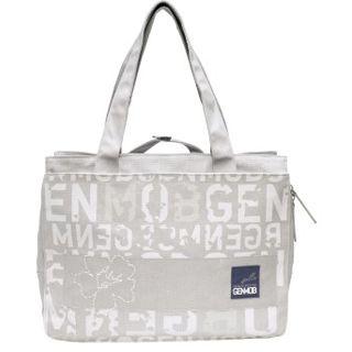 Golla Notebook-Tasche Belle G1234, Displaygrößen bis 41 cm (16), Hellgrau