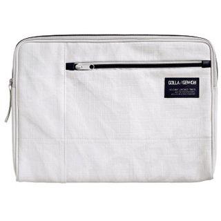 """Golla Sleeve Sydney G1312 für Apple MacBook, Displaygr. bis 34cm (13,3""""), Weiß"""