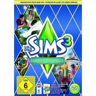 Die Sims 3 - Hidden Springs PC + MAC