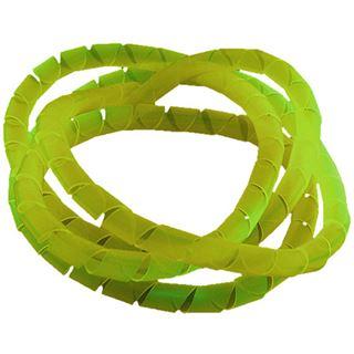 (€6,90*/1m) Bitspower 1.00m Spiralschlauch 4mm Neon Gelb