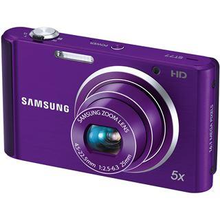 Samsung ST77 Digitalkamera violett