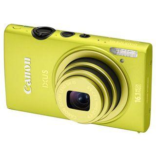 Canon Ixus 125 HS grün