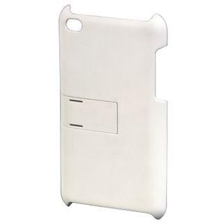 Hama MP3-Rückschale Combine White für iPod touch 4G, Weiß
