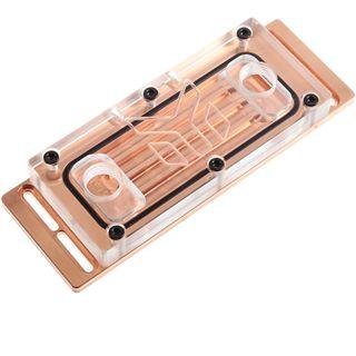 EK Water Blocks EK-RAM Dominator X4Acryl+Kupfler
