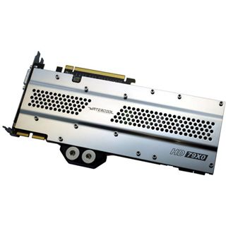 Watercool Heatkiller GPU 79X0 Backplate für AMD Radeon HD 7970 (16002)
