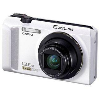 Casio Exilim Hi-Zoom EX-ZR200 weiß