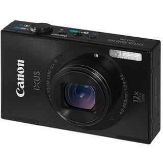 Canon Ixus 500 HS schwarz