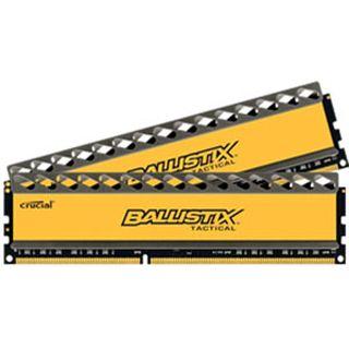 8GB Crucial Ballistix Tactical DDR3-1600 DIMM CL8 Dual Kit