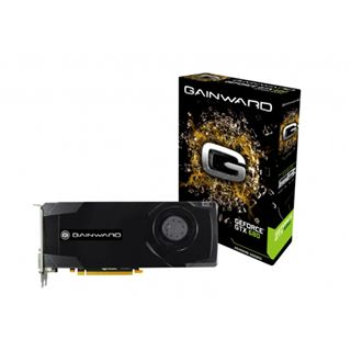 2048MB Gainward GeForce GTX 680 Aktiv PCIe 3.0 x16 (Retail)