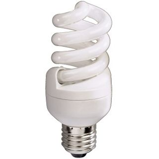Xavax Energiesparlampe 15W E27 Vollspiral