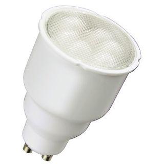 Xavax Energiesparlampe 9W GU10, Reflektor