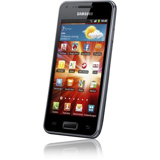 Samsung Galaxy S Advance NFC i9070 8 GB schwarz