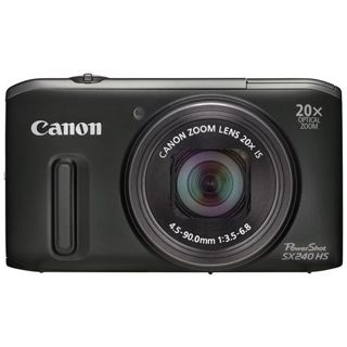 Canon PowerShot SX240 HS schwarz