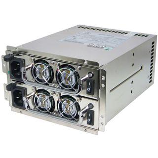2x 600 Watt Fantec Sure Star R4B-600G1V2 Non-Modular