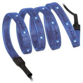 Delock 1m blauer LED-Strip mit 30 LEDs für Gehäuse (46240)