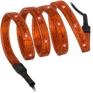Delock Lichtstreifen LED, STG, 1m, rot, ® [46243]