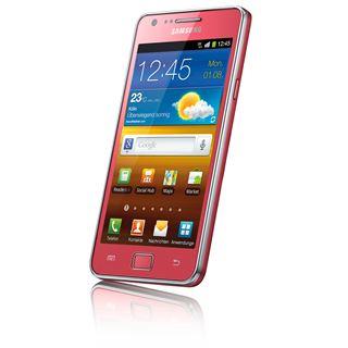 Samsung Galaxy S2 I9100G 16GB coral-pink